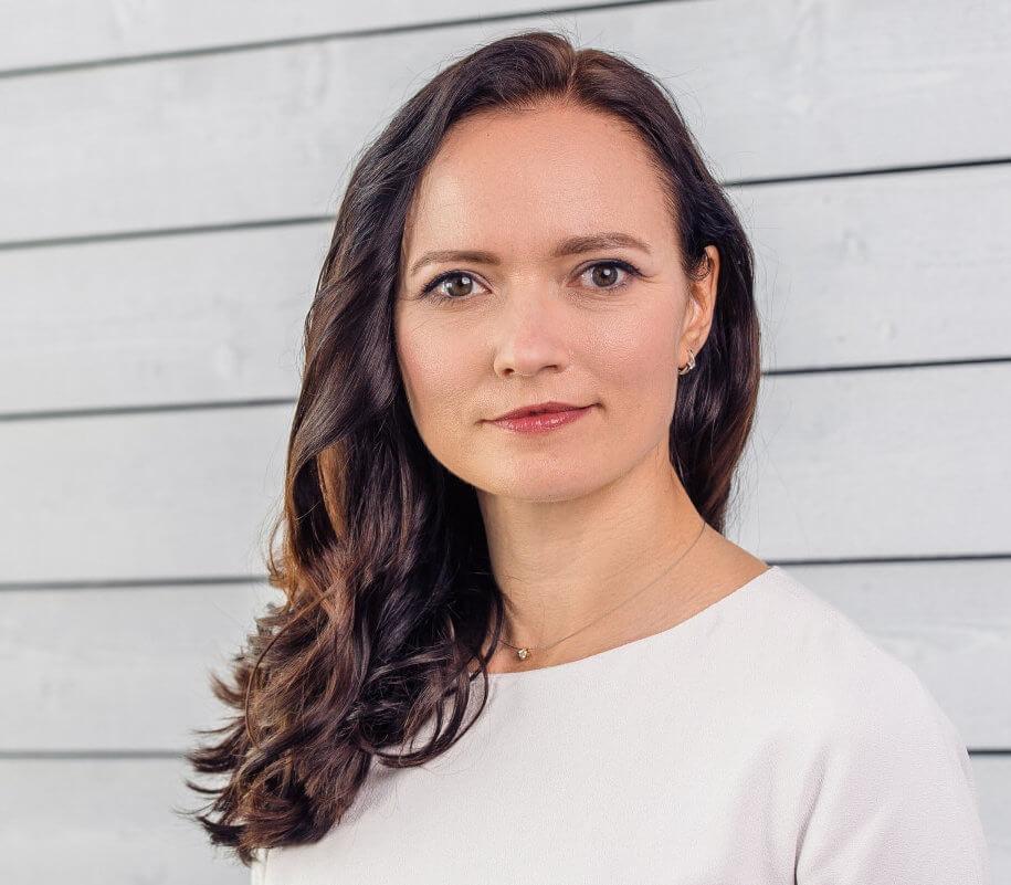 Birgit Linnamäe KODASEMA CEO