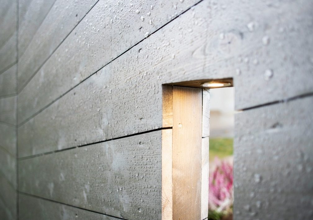 KODA Loft timber cladded in grey _photo by GetterKuusmaa