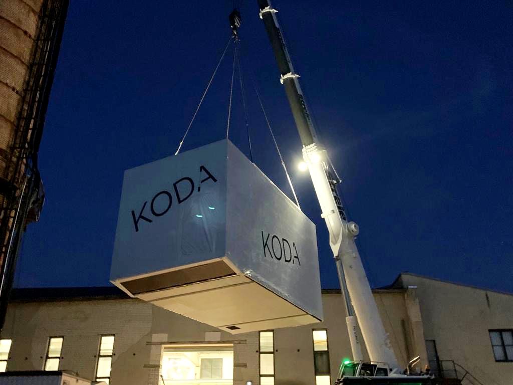 KODA Lifting