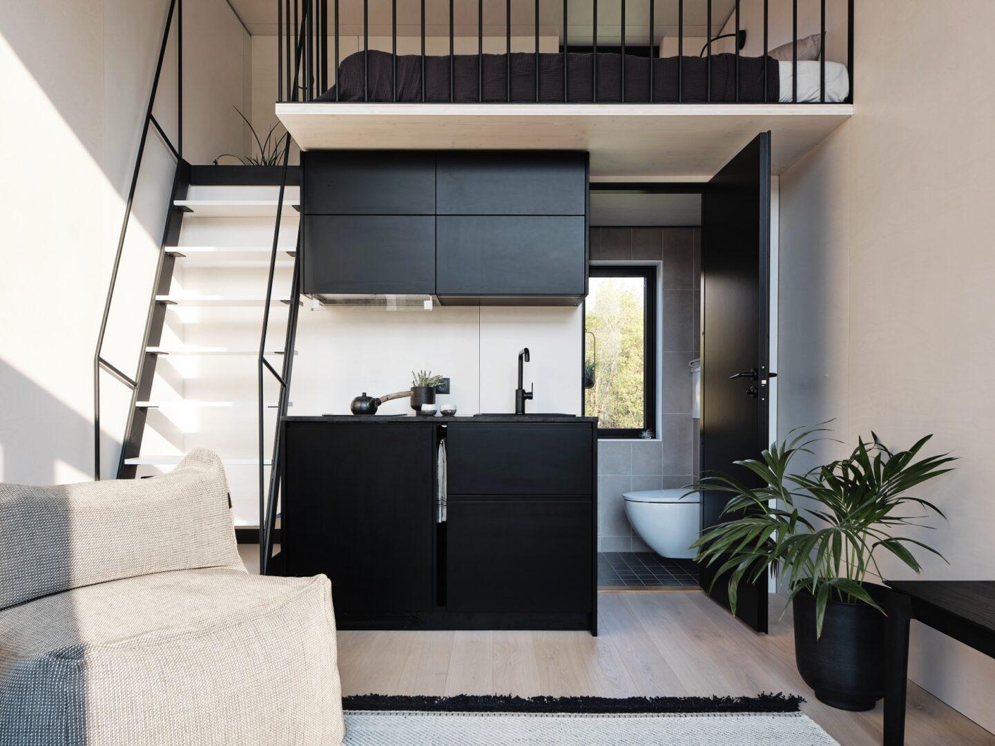 KODA Loft Micro interior_Photo credit_TonuTunnel